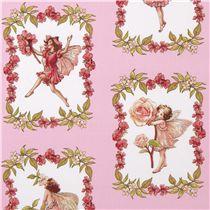 Michael miller fabric sweet fairies pink flower fairy flower michael miller fabric sweet fairies pink flower fairy mightylinksfo
