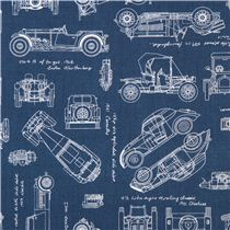 Blue vintage blueprints car draft plan fabric robert kaufman usa blue vintage blueprints car draft plan fabric robert kaufman usa malvernweather Images