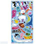 funny farm animal stickers by Mind Wave - modeS4u