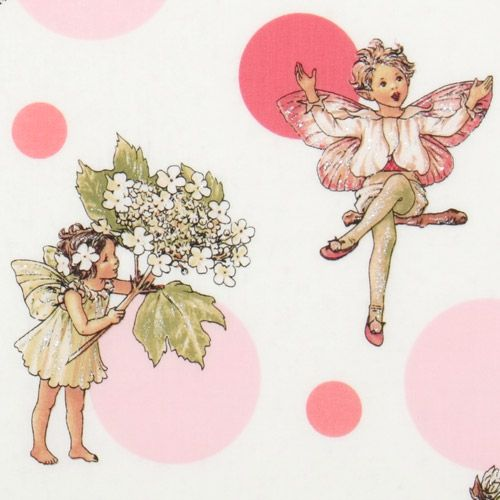 Michael miller fabric morning dots pink flower fairy flower fabric michael miller fabric morning dots pink flower fairy mightylinksfo